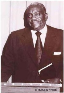 The Late Bishop & Founder Roland James Allen