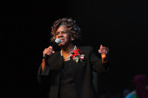 Christmas Musical, Bastrop TX 2011